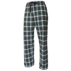 Custom imprinted Green White Tie Cord Pant