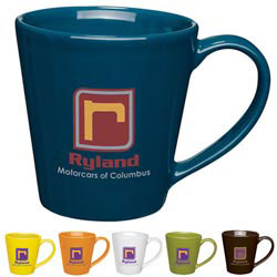 Custom imprinted Contemporary Mug - 14 oz.