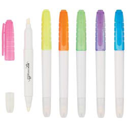 Custom imprinted Erasable Highlighter
