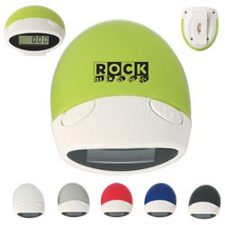 Custom imprinted Multi-Function Pedometer