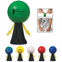Custom imprinted Special Shape Stress Relievers