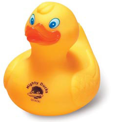 Custom imprinted Large Rubber Duck