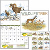 Wildlife Trek 13 Month Calendar