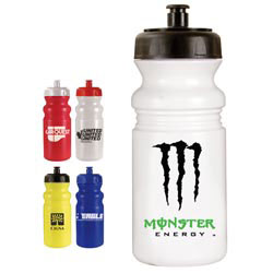 Custom imprinted 20 oz. Cycle Bottle - BPA Free