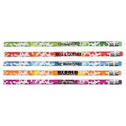 Custom imprinted Mood Splash Pencil