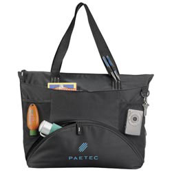 Custom imprinted Hemisphere Meeting Tote