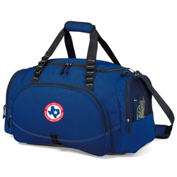 Custom imprinted Challenger Team Sport Bag