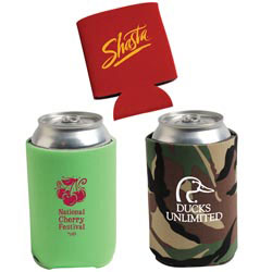 Custom imprinted Collapsible Can Cooler