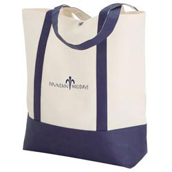 Custom imprinted Econo Tote