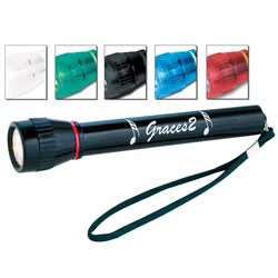 Custom imprinted Super Bright Flashlight