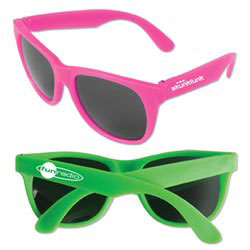 Custom imprinted Sweet Sunglasses
