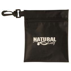 Custom imprinted Golf Essentials Bag