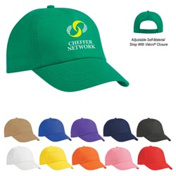 Custom imprinted Budget Saver Non-Woven Cap