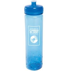 Custom imprinted 24 Oz. Polysure Inspire Bottle
