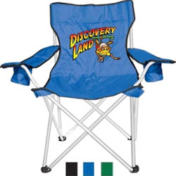 Custom imprinted Camping / Folding Chair