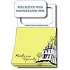 Magnetic Sticky Pad - Stock Realty 20 Sheet